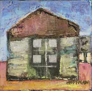 "oil on canvas, 6"" x 6"""